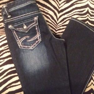 Maurices Jeans Size 9/10